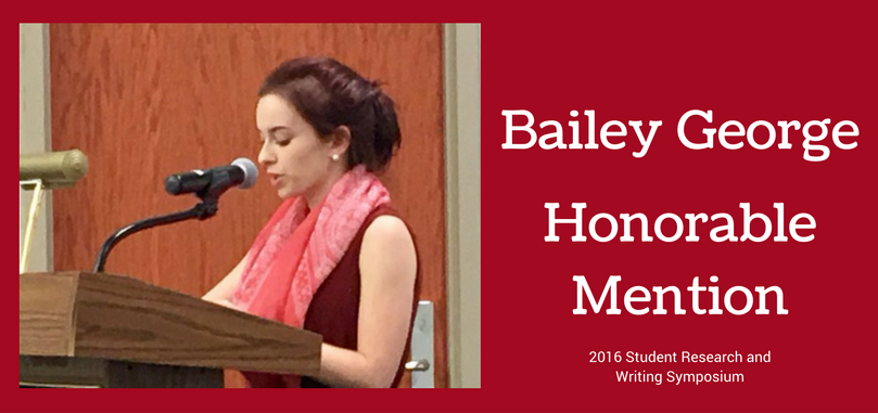 bailey george honorable mention