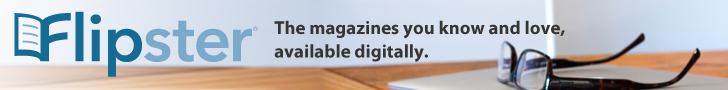Flipster - The magazines you know and love, available digitally.