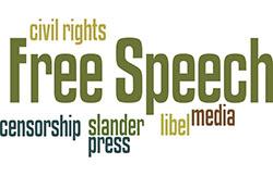 Image result for Freedom of Speech or Slander?