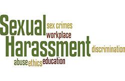 Scholarly websites on sexual harassment