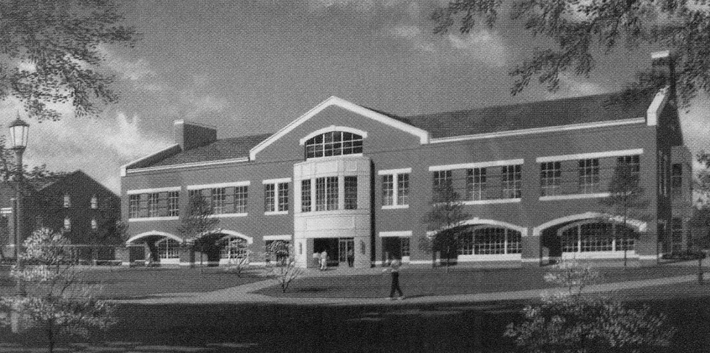 Academic/Merritt Hall