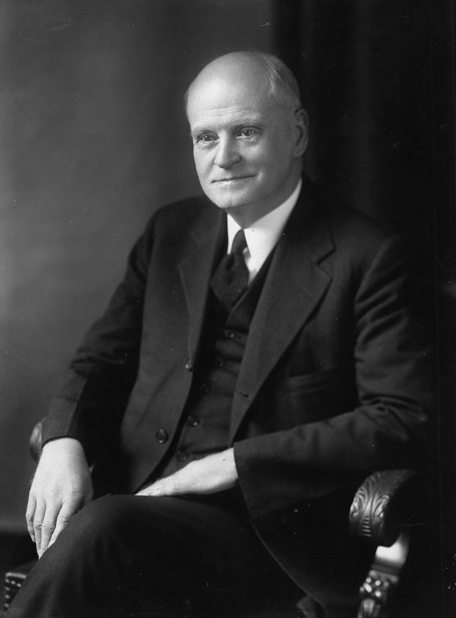 A. N. Ward circa 1935