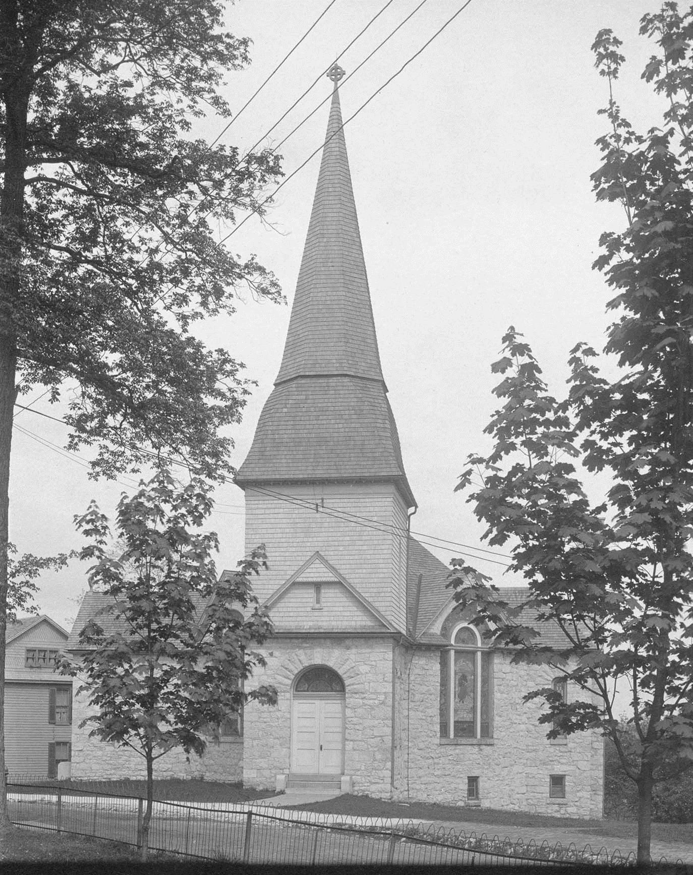 Baker Chapel circa 1900