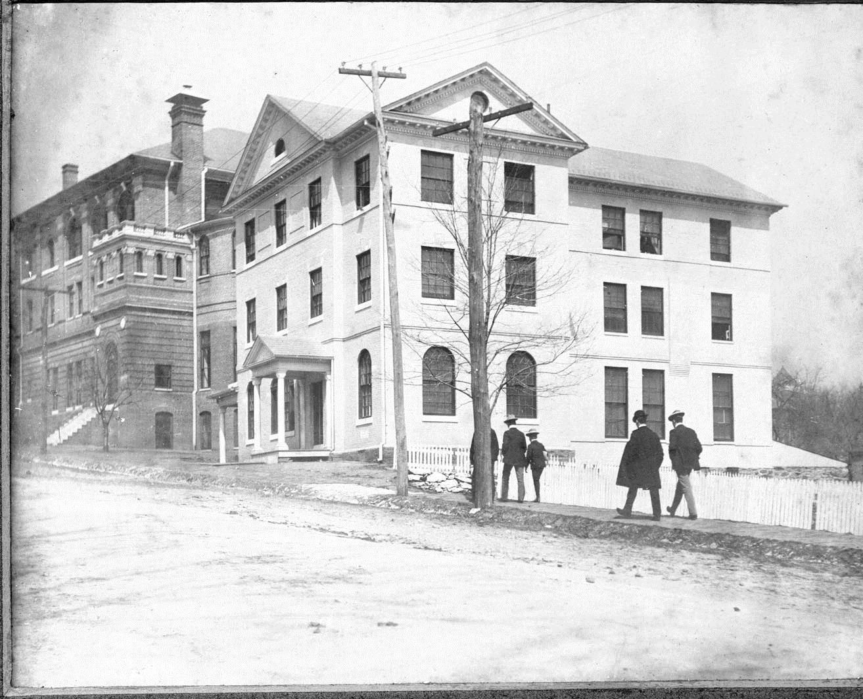 Levine Hall circa 1900