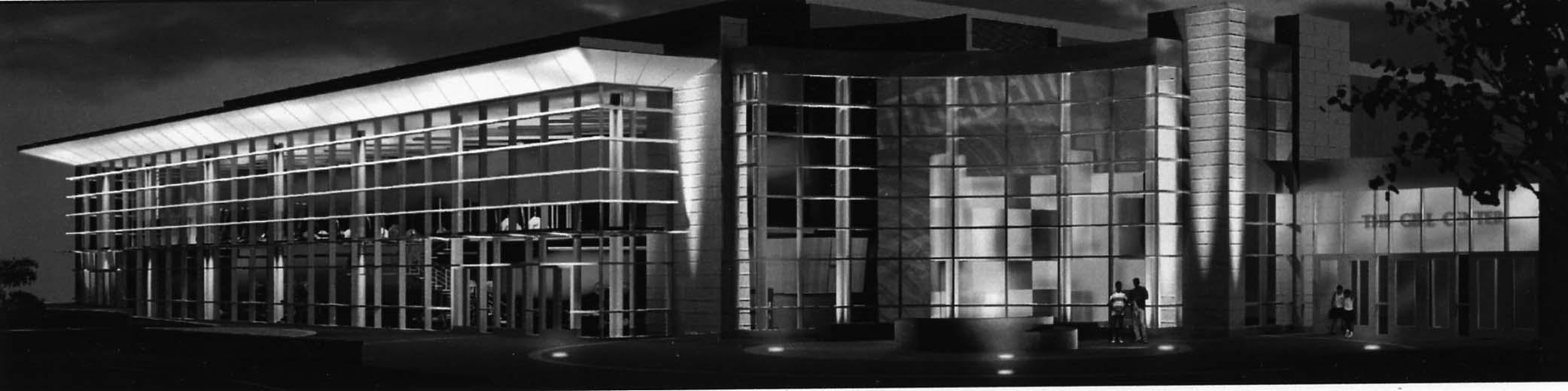 Leroy Merritt Fitness Center and Klitzberg Pavilion