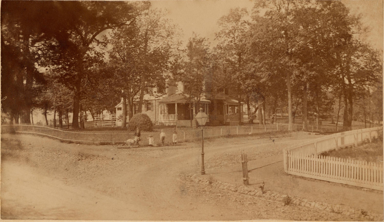 President's House, circa 1890