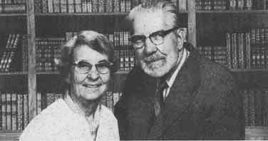 William Robbins Ridington and Edith Farr Ridington