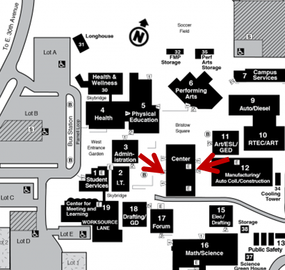 lane community college campus map Home Esl English As A Second Language Lcc Research Guides At lane community college campus map