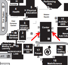 lane community college campus map Library Information Mathematics Lcc Research Guides At Lane lane community college campus map