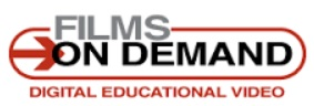 small static image of the Films on Demand database logo