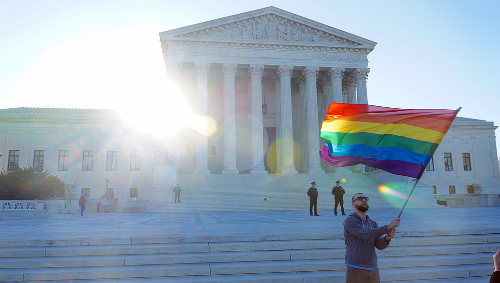 Image result for Obergefell win