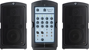 Fender Passport Pro sound system