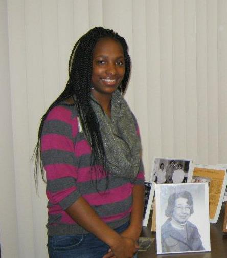 Previous Marjorie Stephenson Scholarship Awardee