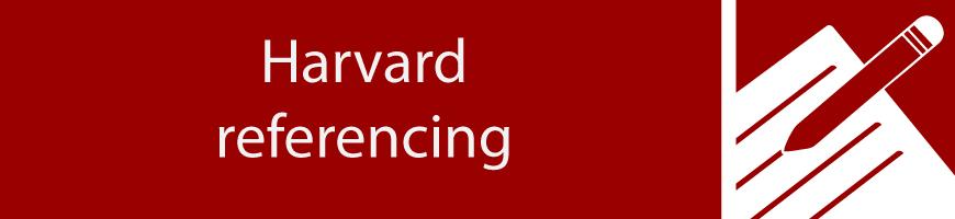 Harvard referencing presentation