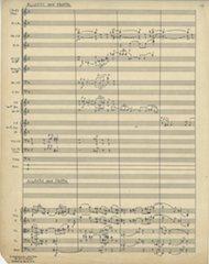 Capriccio, page 1
