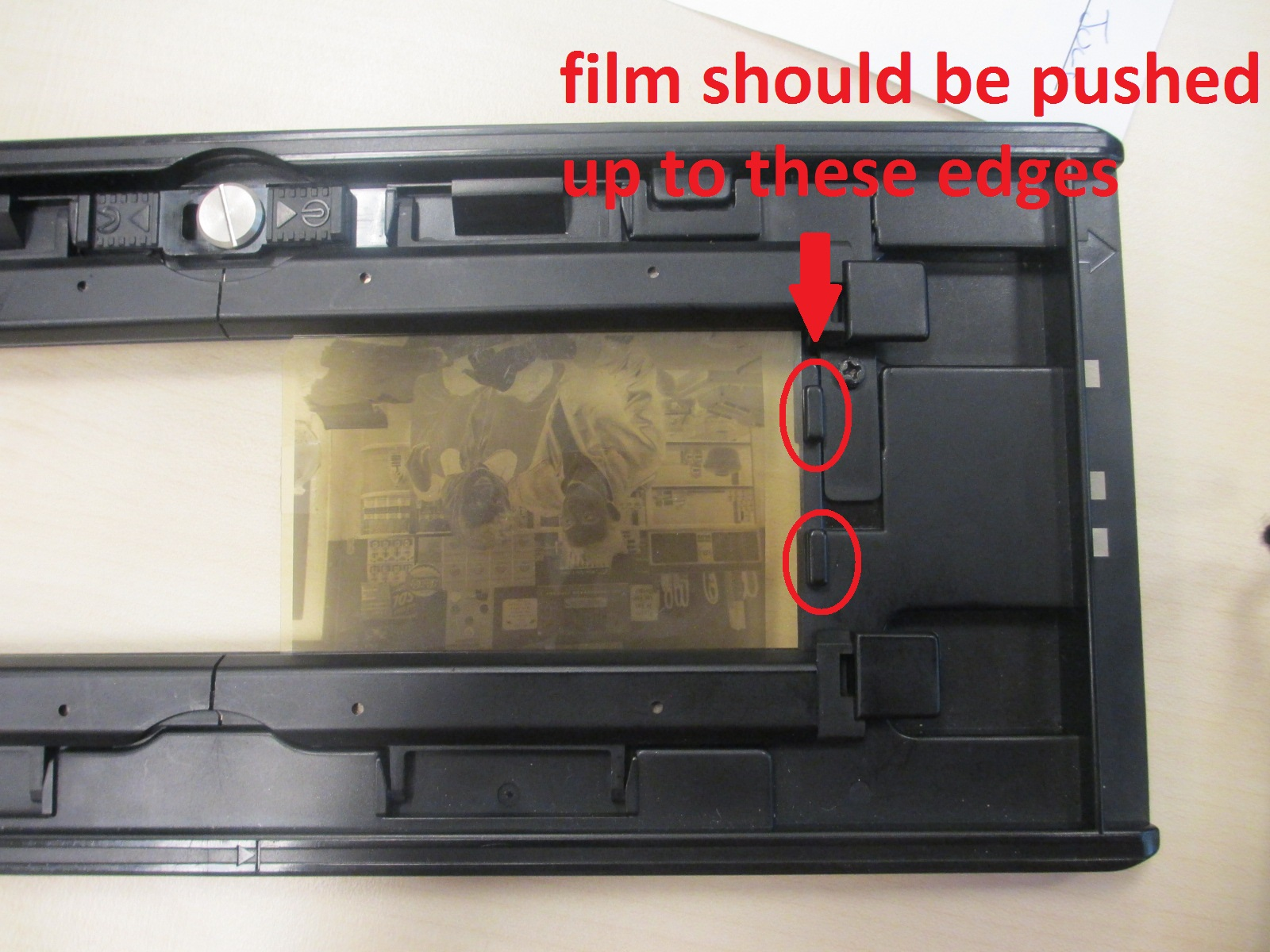 Medium Format Color film - Scanning - Research Guides at Case