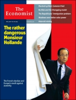 Cover of The Economist