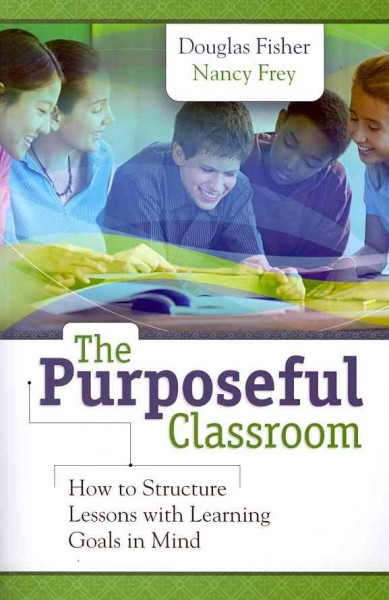 Book cover: The purposeful classroom