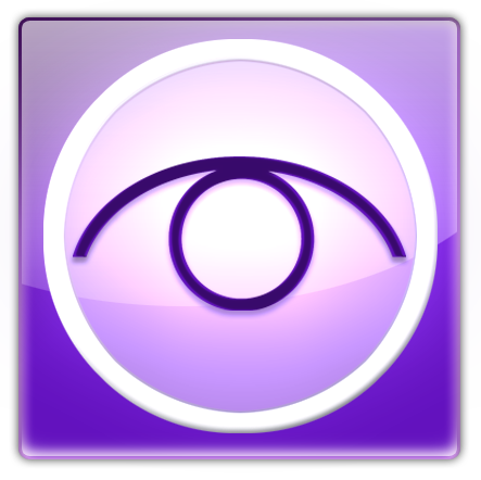 An image of the logo for Window Eyes