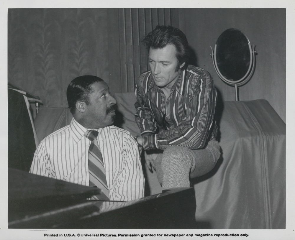 erroll garner, martha glaser, clint eastwood