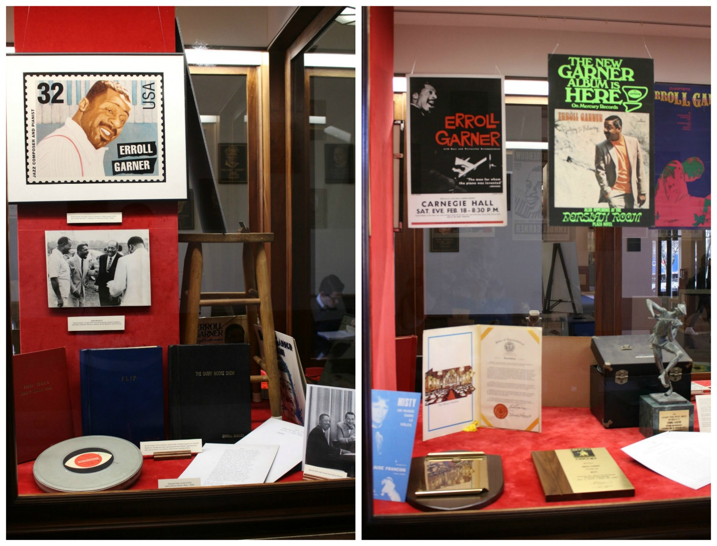 erroll garner exhibit