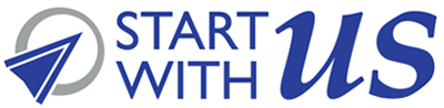 Start With Us Logo