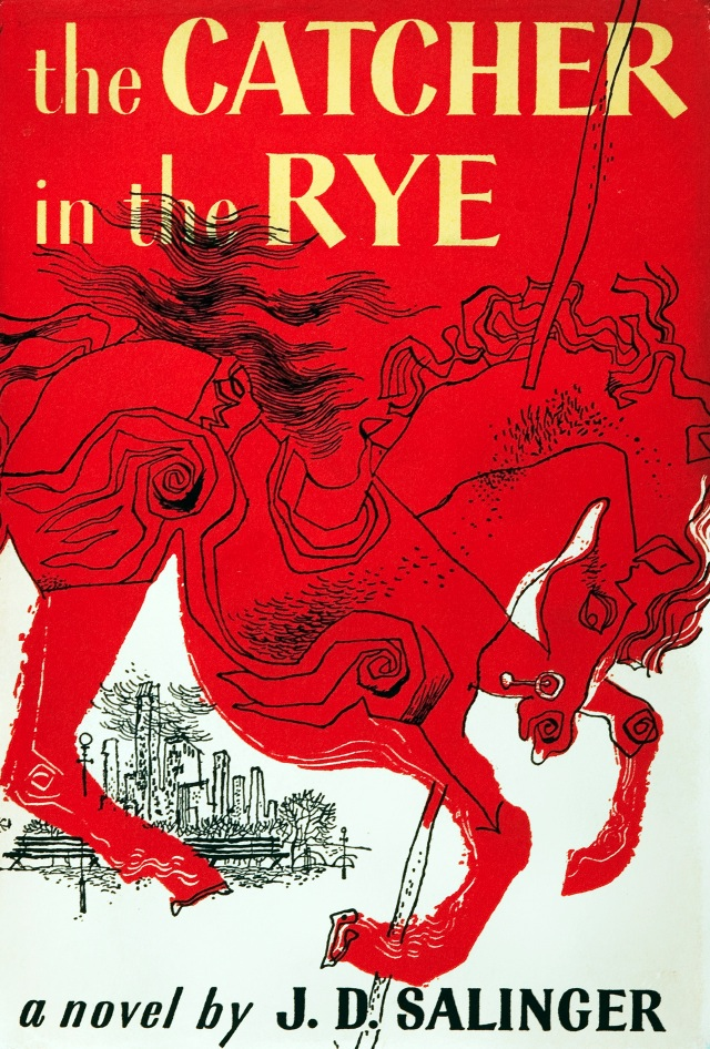 catcher in the rye research paper