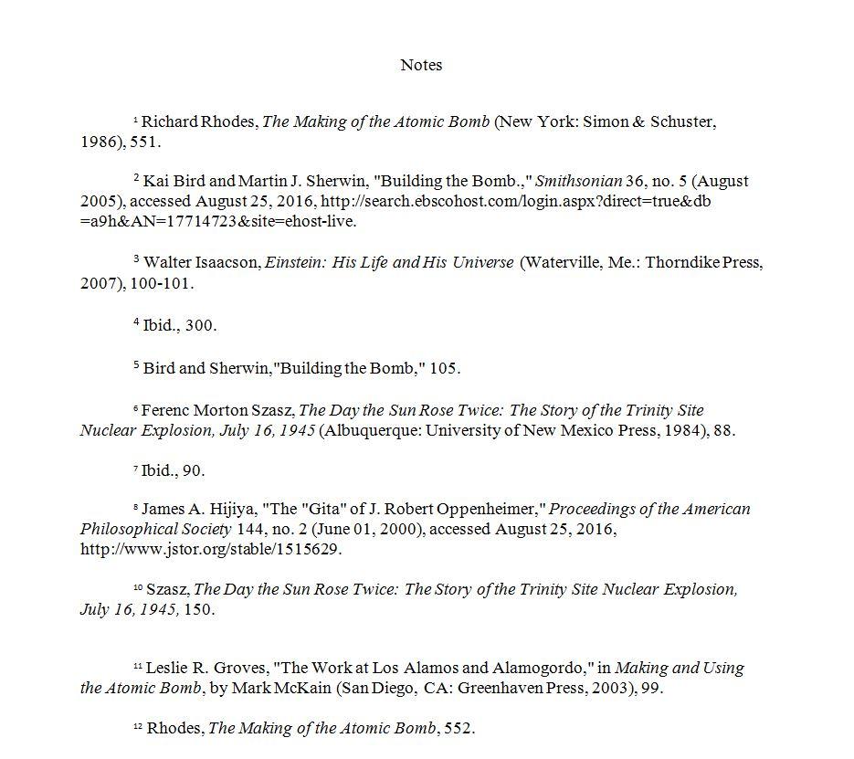 Citation format mla paper research