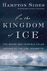 In the Kingdom of Ice book jacket
