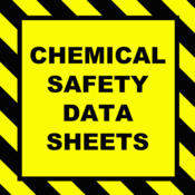 Chemical Safety Data Sheets App-please select iOS or Android below to access the app