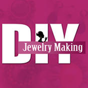 DIY Jewelry Making App-please select iOS or Android below to access the app