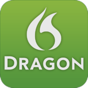 Dragon Dictation App-please select iOS or Android below to access the app