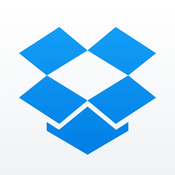 Dropbox App-please select iOS or Android below to access the app