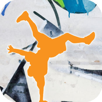 Learn Hip Hop Dance App-please select iOS or Android below to access the app