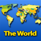 TapQuiz Maps World Edition App-please select iOS or Android below to access the app
