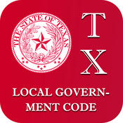 Texas Local Government Code 2015 App-please select iOS or Android below to access the app