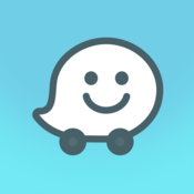 Waze App-please select iOS or Android below to access the app