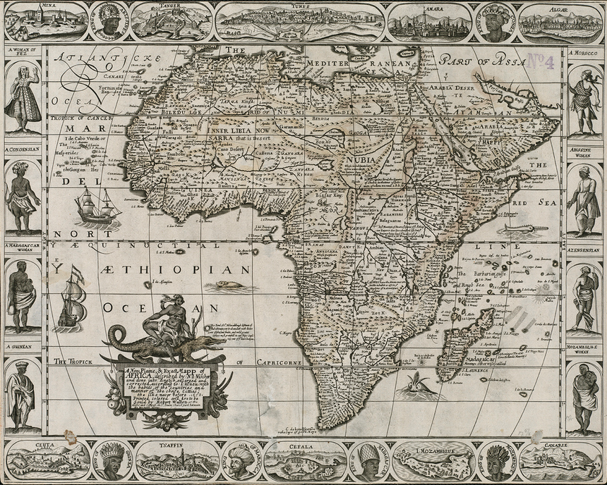 Map Of Africa Before Colonialism.Fall 2016 Pre Colonial African History African Studies Subject