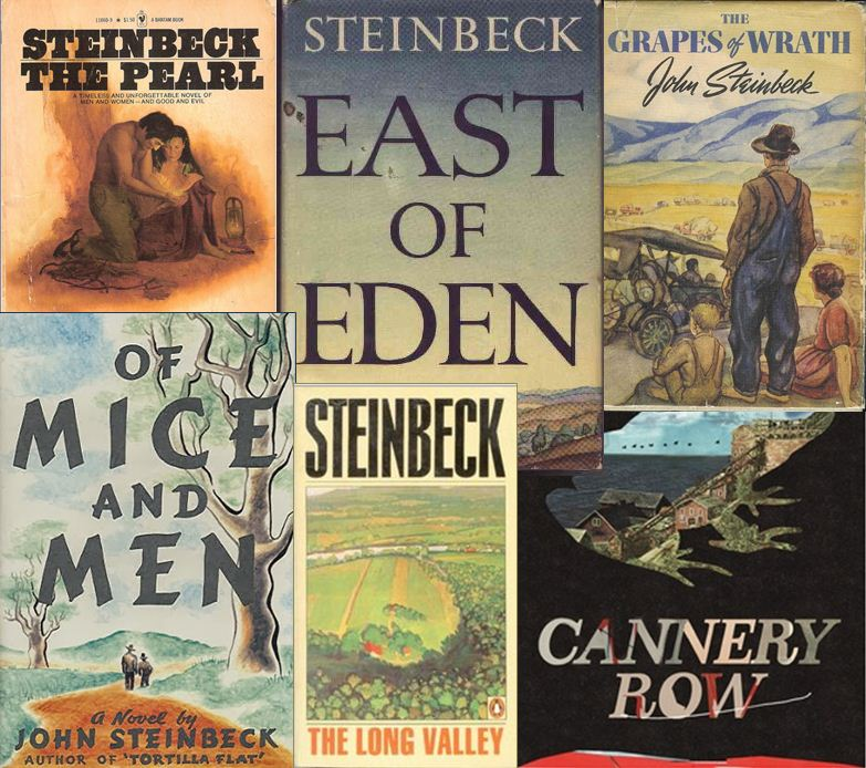 The use of economic imbalance in john steinbecks novel the grapes of wrath
