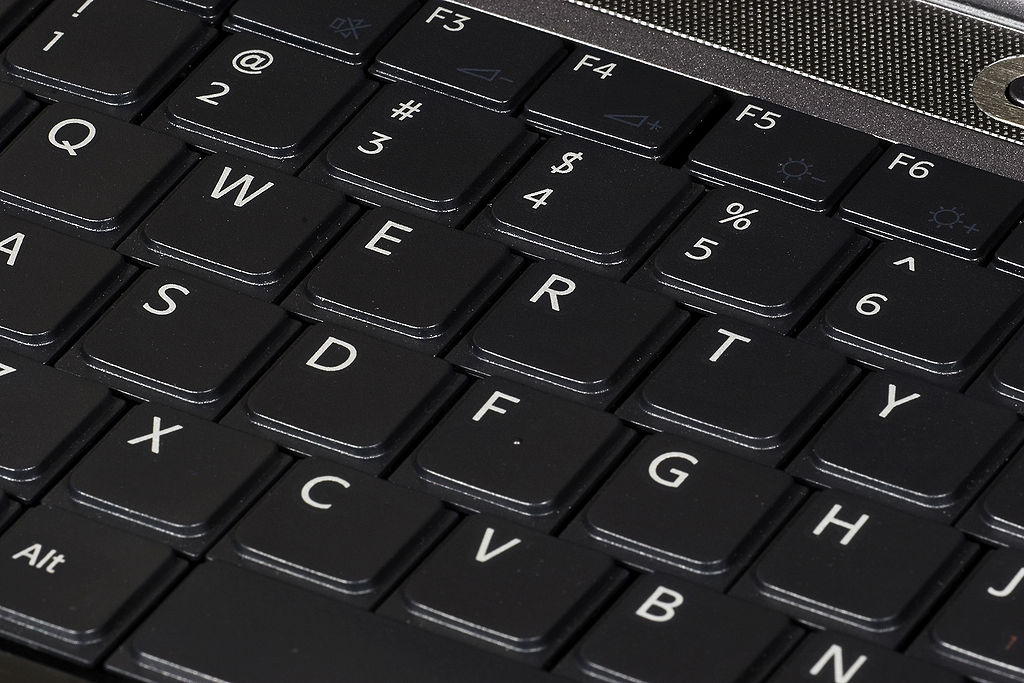 Keyboards are used by computer information tech students.