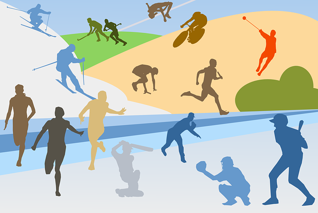 Silhouettes of Sports