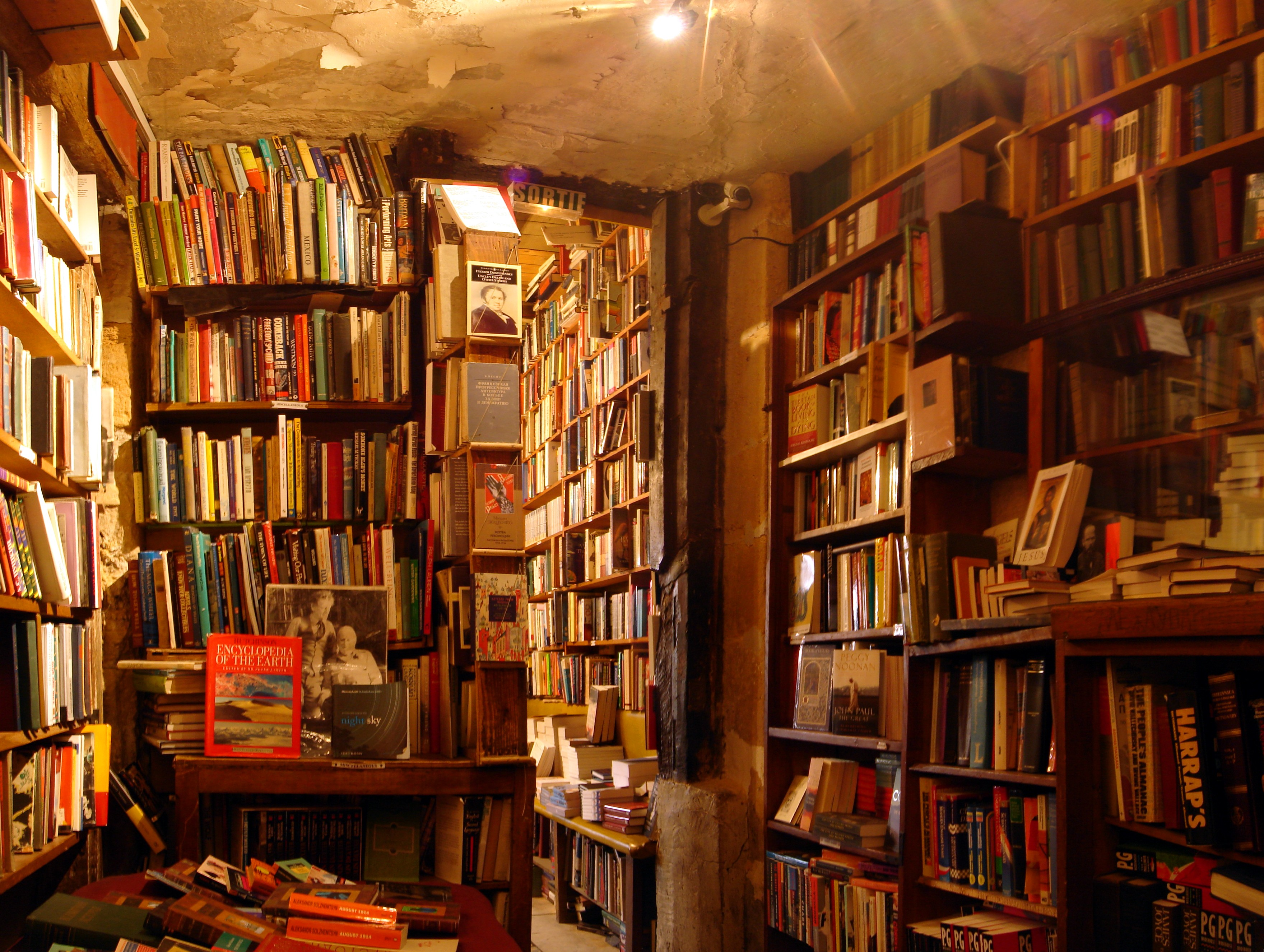 Alexandre Duret-Lutz from Paris, France - Shakespeare and Company bookshop Uploaded by Tomer T