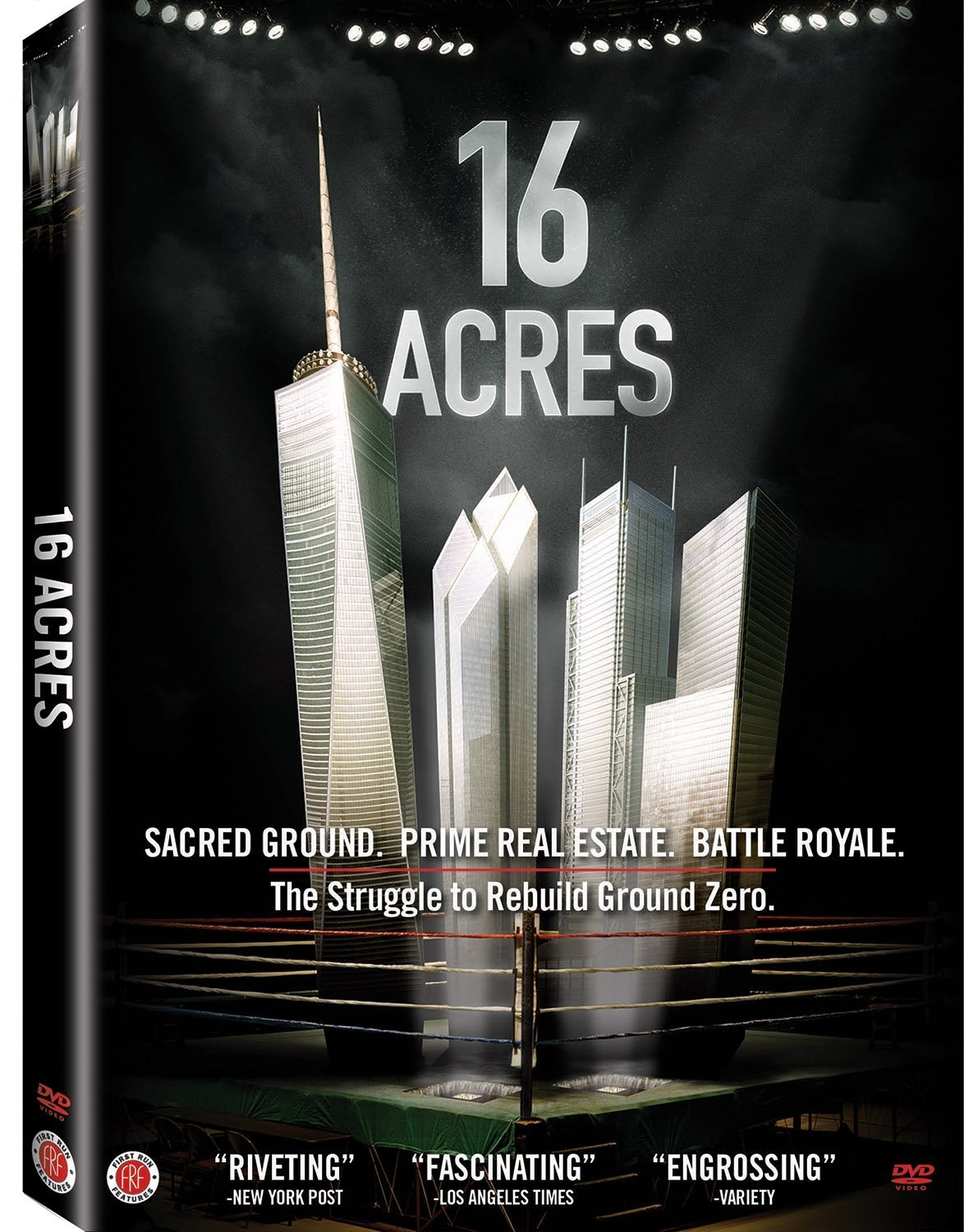 16 Acres DVD cover