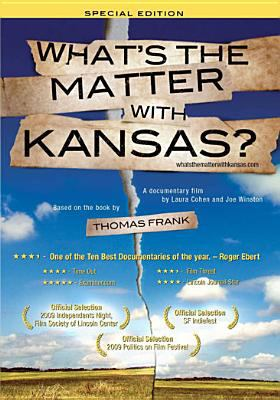 What's the Matter with Kansas? DVD cover