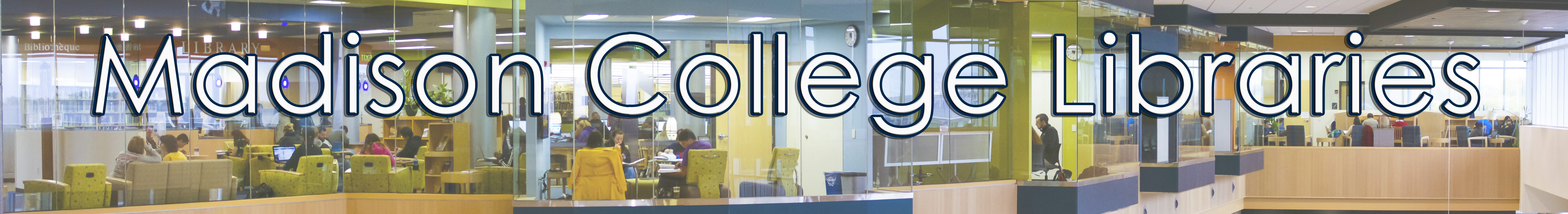 Madison College Libraries