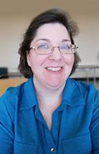 Cindy Goode, Thesis Clerk