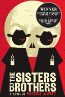 sisters brothers book cover
