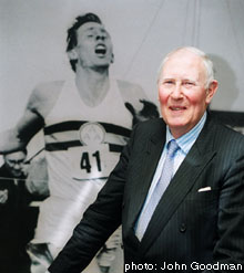 image of Sir Roger Bannister