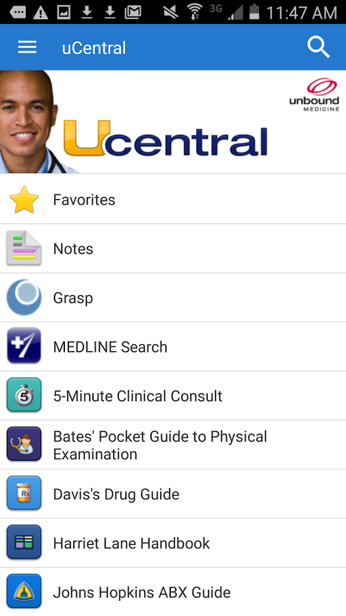 UCentral Screenshot
