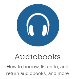 Need Help with Audiobooks?  Click Here